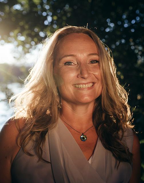 Diamond Coaching Christine Portrait